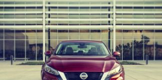 2019 Nissan Altima Edition ONE front