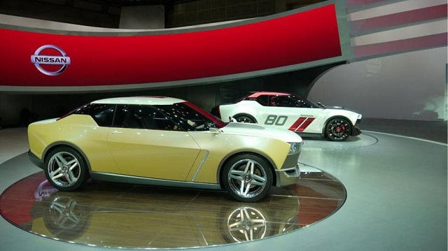 2019 Nissan IDX review