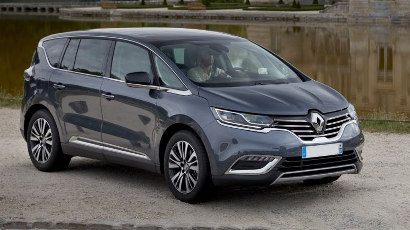 2019 renault espace is the fifth generation of the popular minivan nissan alliance. Black Bedroom Furniture Sets. Home Design Ideas