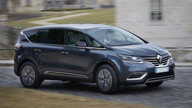 2019 Renault Espace side