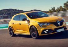 2019 Renault Megane RS