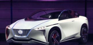 2020 Nissan IMx