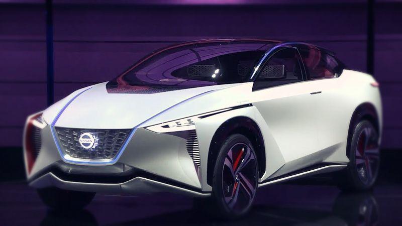 2020 Nissan IMx is the new futuristic SUV - Nissan Alliance