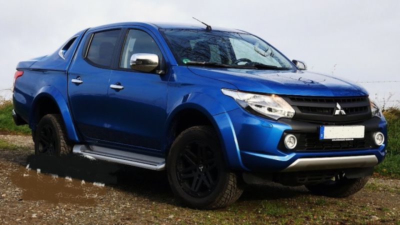 2019 mitsubishi l200 spy, rumors, interior, specs - nissan alliance