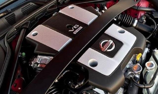 2019 Nissan Silvia engine