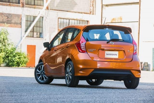 2019 Nissan Versa Note Review, Price, Specs - Nissan Alliance