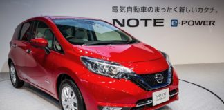 2019 Nissan Versa Note review