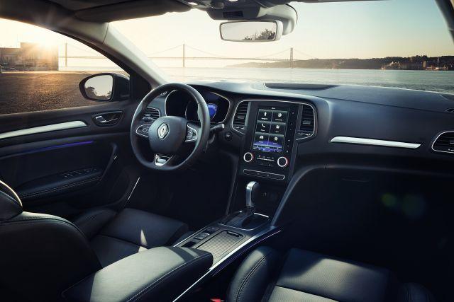 2019 Renault Arkana interior