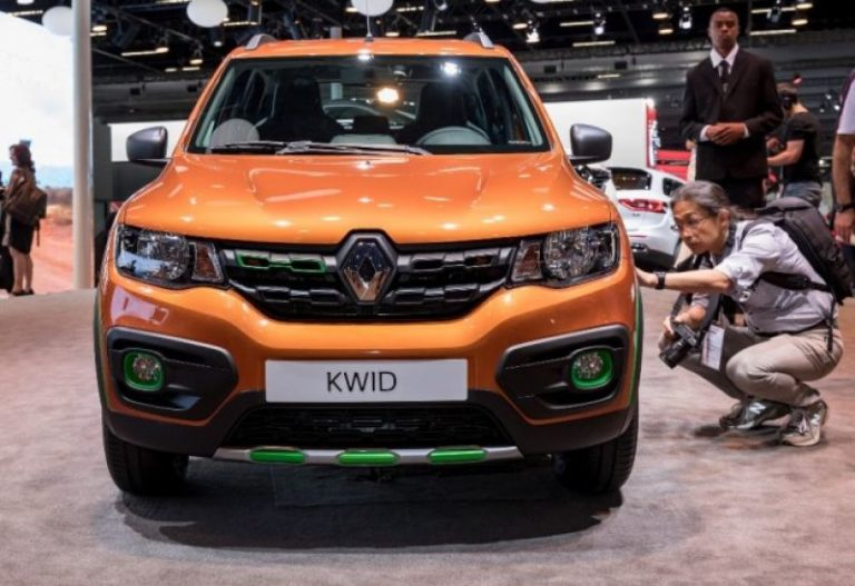 2019 Renault Kwid Price, Facelift