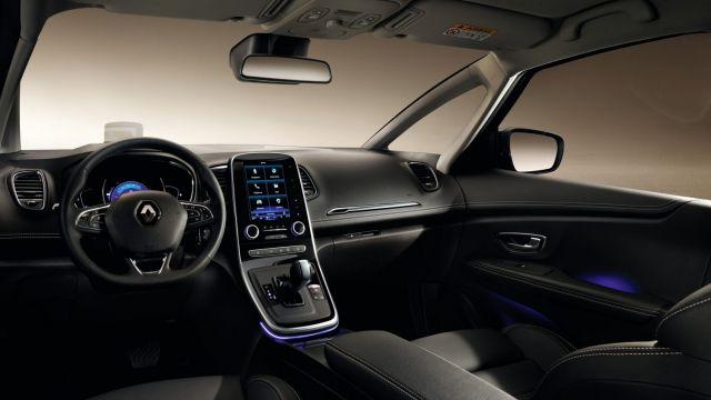 2019 Renault Scenic interior