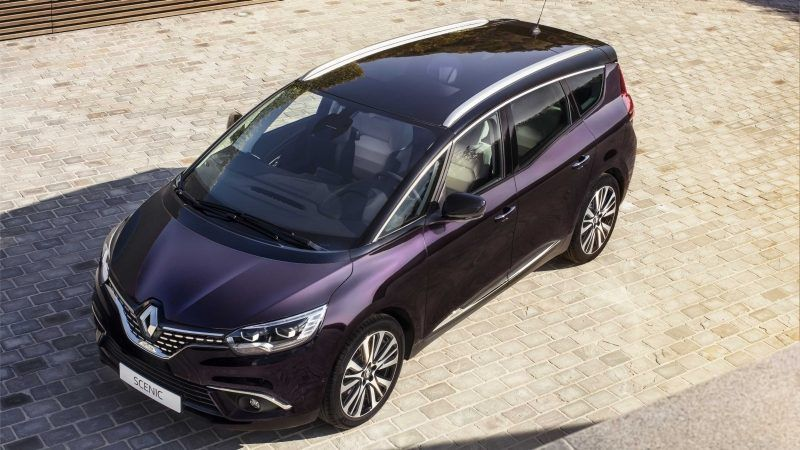 2019 renault scenic is incredibly modern mpv nissan alliance. Black Bedroom Furniture Sets. Home Design Ideas