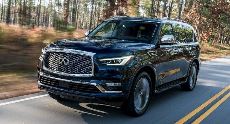 2020 Infiniti QX80 Redesign, Interior >> 2020 Infiniti Qx80 Will Get A Minor Facelift Nissan Alliance