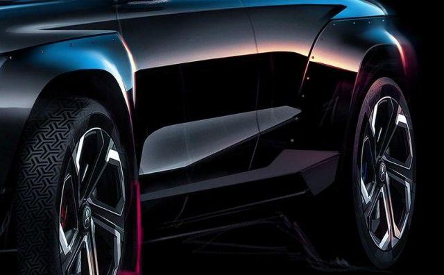 2020 Mitsubishi Lancer Cross side
