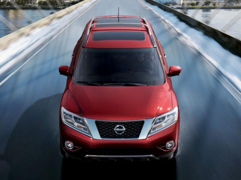 2020 Nissan Pathfinder undergo some minor facelift