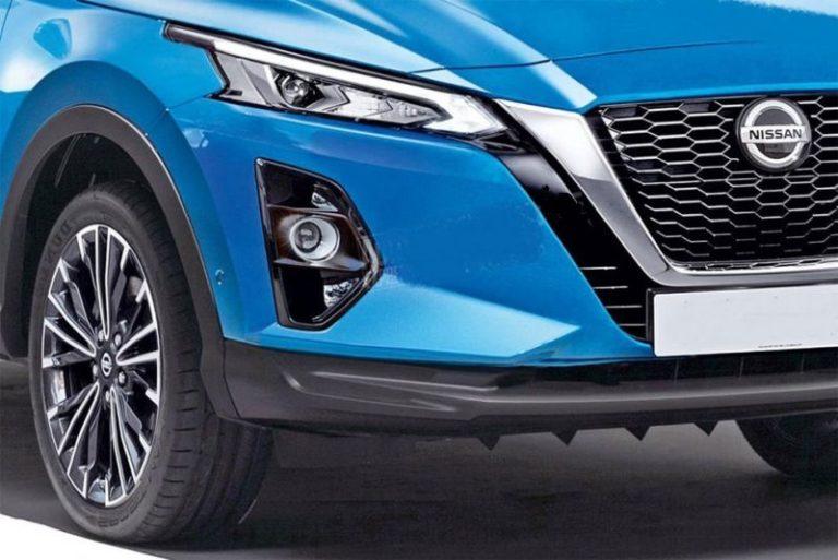 2020 Nissan Qashqai gets a new look