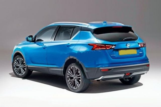 2020 Nissan Qashqai gets a new look - Nissan Alliance