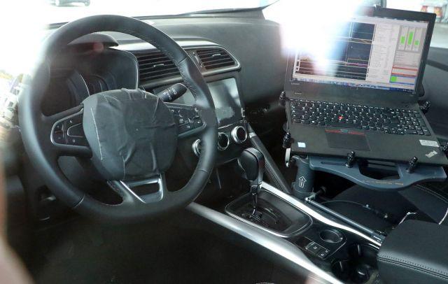 2020 Renault Kadjar interior