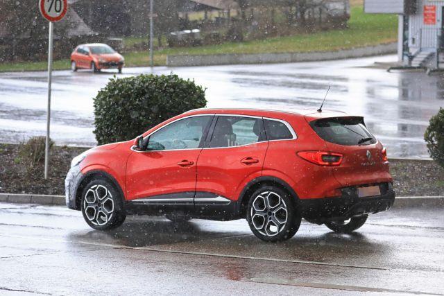 2020 Renault Kadjar rear