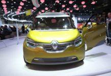 2019 Renault Kangoo front