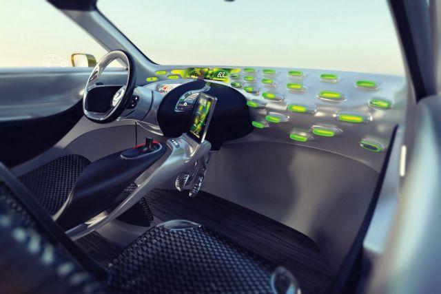 2019 Renault Kangoo interior