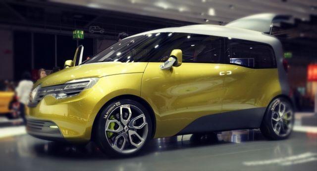 2019 Renault Kangoo side