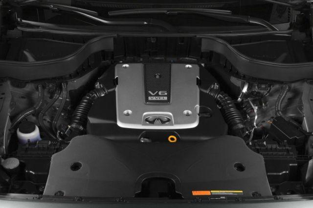 2020 Infiniti QX70 engine