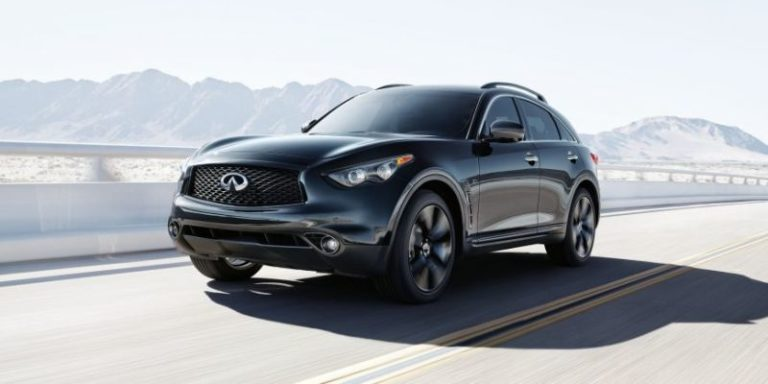 2020 Infiniti QX70 exterior will get a lot of refinements