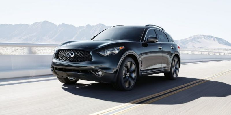 2020 Infiniti Qx70 Exterior Will Get A Lot Of Refinements Nissan