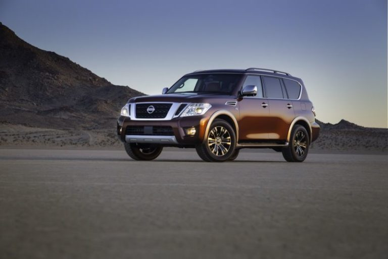 2020 Nissan Armada Changes, Price and Engine Specs