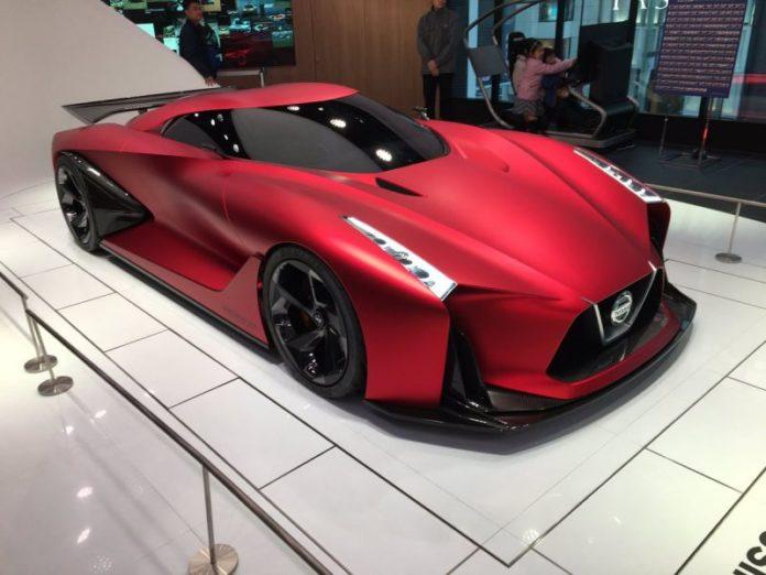 2020 Nissan GTR