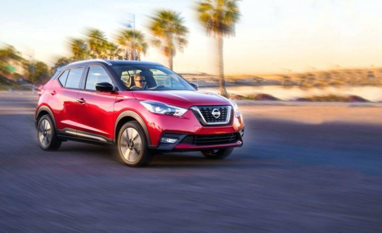 2020 Nissan Kicks is made of high-quality materials