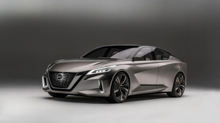 2020 Nissan Maxima Redesign, Release Date