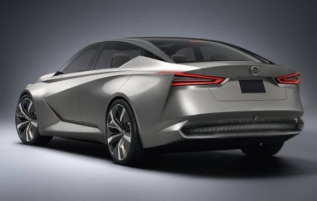 2020 Nissan Maxima Redesign, Release Date - Nissan Alliance