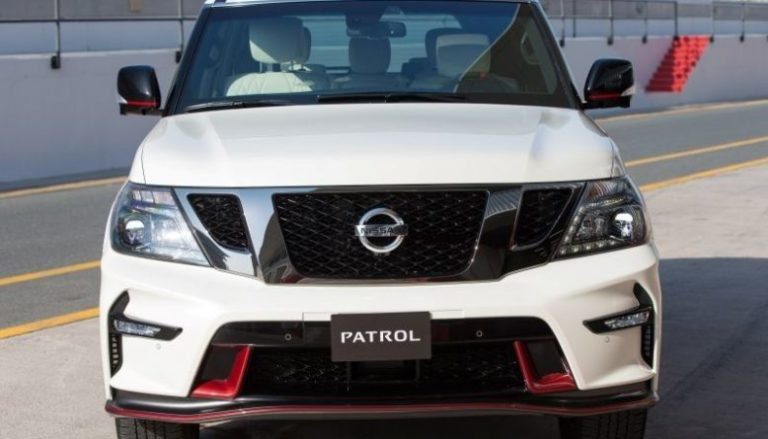 2020 Nissan Patrol Redesign, Release Date