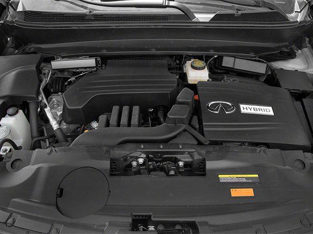 2019 Infiniti QX60 hybrid engine