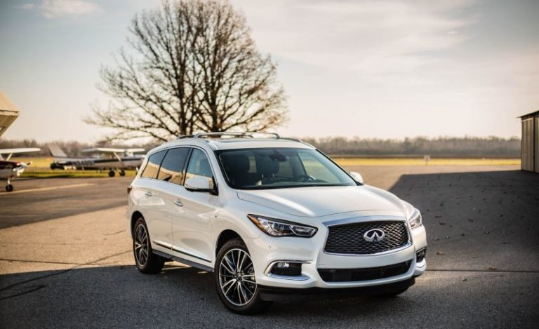 2019 Infiniti QX60 Hybrid delivers excellent fuel economy