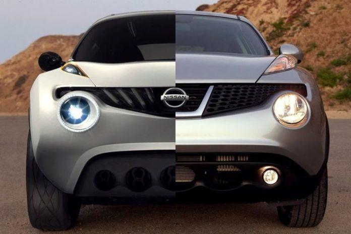 2020 Nissan Juke look