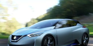 2020 Nissan Leaf review