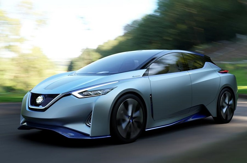 The new 2020 Nissan Leaf offers 342 miles (550 km) of EV ...