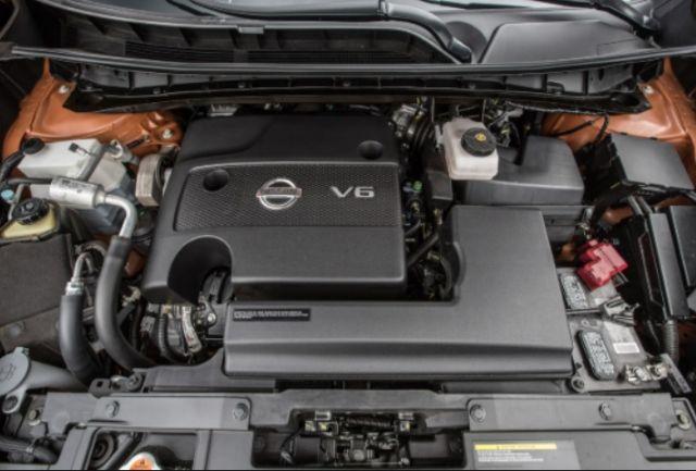 2020 Nissan Murano engine