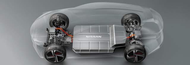 2020 Nissan Qashqai Hybrid engine