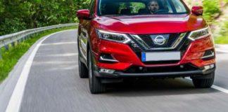 2020 Nissan Qashqai Hybrid front