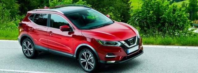 2020 Nissan Qashqai Hybrid side