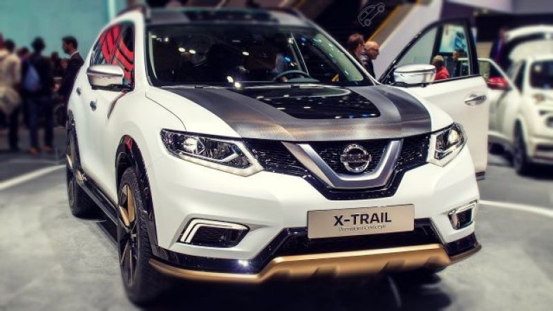 Next-Gen 2020 Nissan X-Trail To Be More Modernized ...