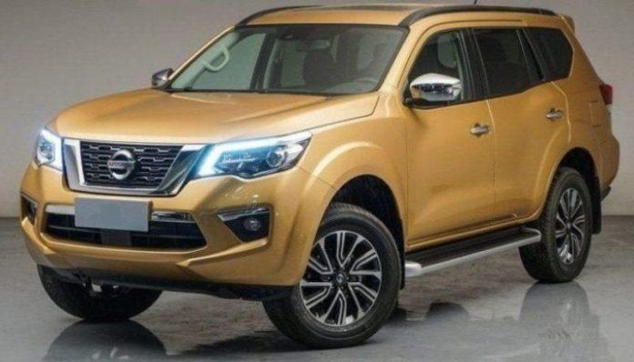 2020 Nissan Xterra