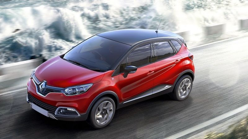2020 Renault Captur is the company's first plug-in hybrid ...