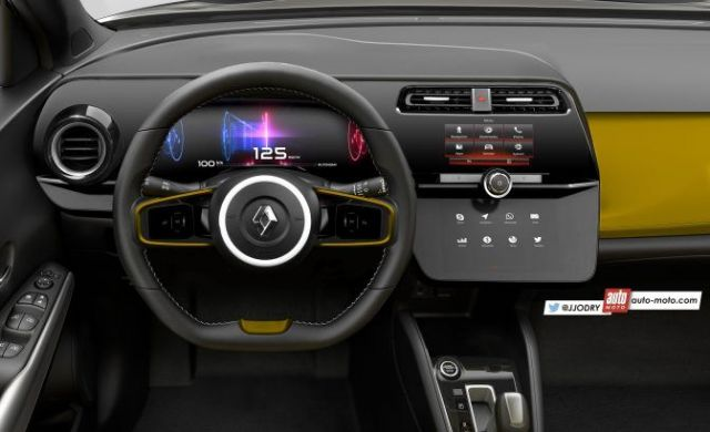 Renault Captur 2020: Interior, Price, Redesign, And Specs >> 2020 Renault Captur Is The Company S First Plug In Hybrid Nissan
