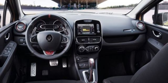 2020 Renault Zoe RS interior