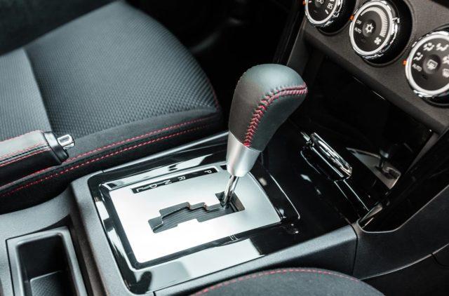 Mitsubishi Lancer interior look