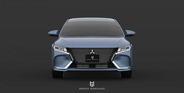 2020 Mitsubishi Galant